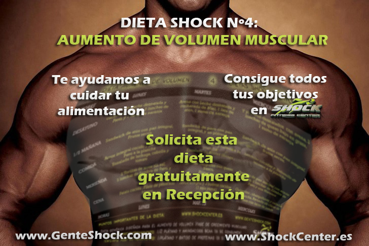 Dieta-volumen-muscular-Shock