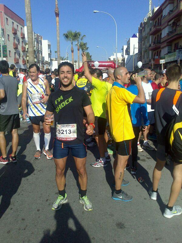 Shock Media Maratón