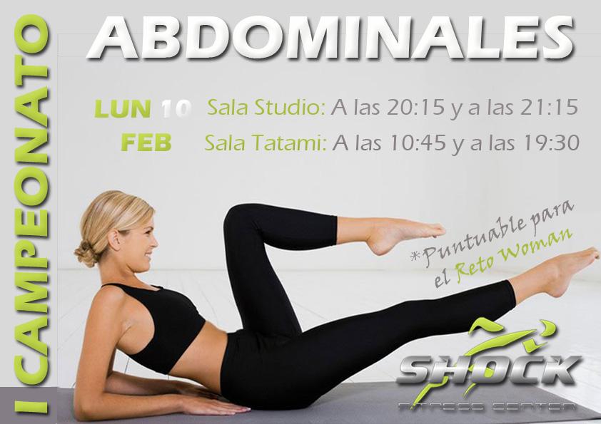 Campeonato-Abdominales Shock