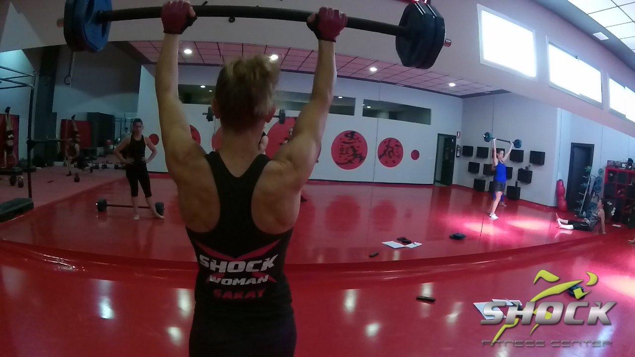 Cross Training Shock Fitness Badajoz