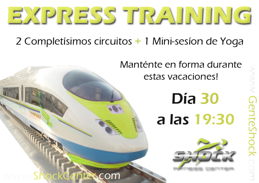 Express-Training-System
