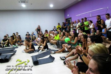 Shock Gym Party