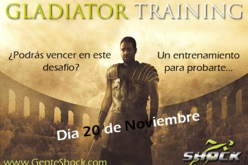 Gladiator-Training