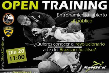 Open-Training-Bjj