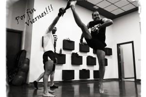 Viernes-Shock