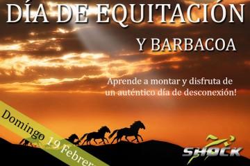 Equitación-Shock