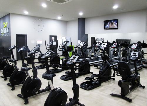 Mucho m s que un gimnasio shock fitness center badajoz for Gimnasio 7fba badajoz